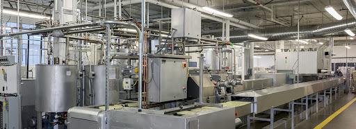کارخانه تولید شکلات و کاکائو آلتین مارکا